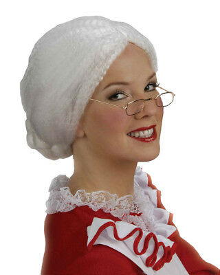 Mrs Claus Wig One Size