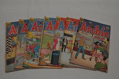 Vintage Comics Lot - Archie, Betty and Veronica, Laugh, That Wilkin Boy, PEP...