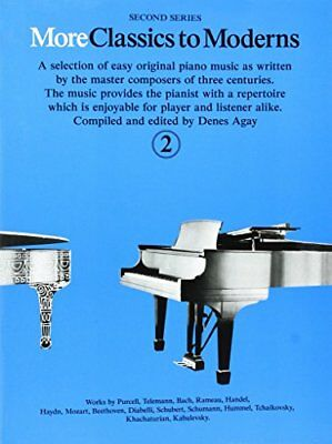 More classics to moderns - book 2 piano