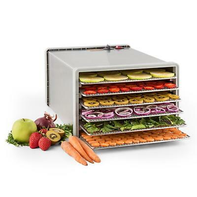 Fruit Jery Auto 6 Tier Food Meat Veggies Dryer Dehydrator Preserver Shop Home
