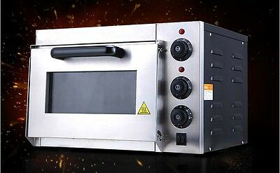 New Home Commercial Silver Multi-function Baking Tool Benchtop Electric Oven &