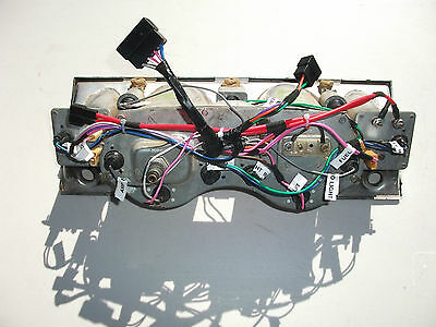 New Gts Dash Wiring Loom Harness Suits Ht Hg Holden Monaro Gts Dash Cluster