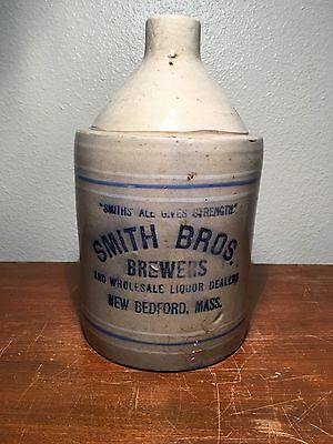 Smith Brothers Brewers New Bedford Mass