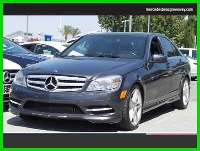 2011 Mercedes-Benz C-Class C 300 Sport 2011 C 300 Sport Used 3L V6 24V Automatic Rear Wheel Drive Sedan Premium