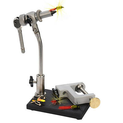 Full Rotary Stainless Steel Apex Wolff Fly Tying Vice