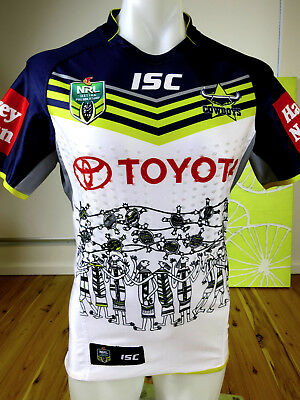 North Queensland Cowboys  Jersey   Players  Mens Size M