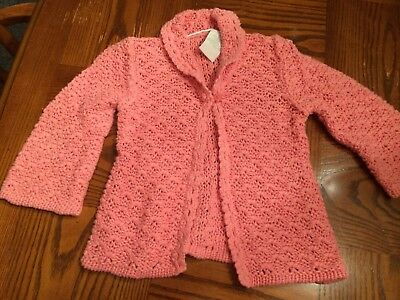 Marykate And Ashley 24 Month Girl's Pink Sweater