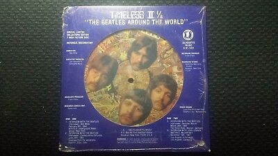 The Beatles Around The World - Timeless II 1/2 - 7 inch Picture Disc