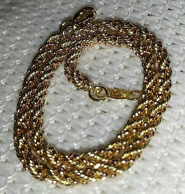 14kt Rose &Yellow Gold Bracelet