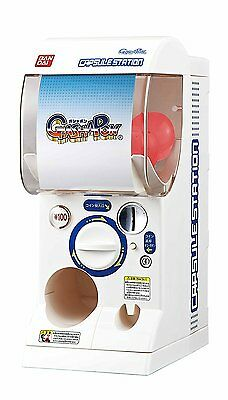 Bandai Official 1/2 Scale Gashapon Machine Toy f/s from Japan New!!