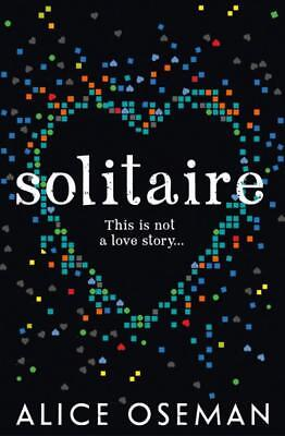 NEW Solitaire By Alice Oseman Paperback Free Shipping