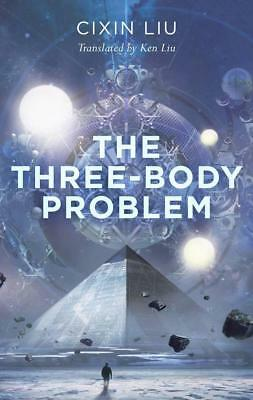 NEW The Three-Body Problem By Cixin Liu Paperback Free Shipping