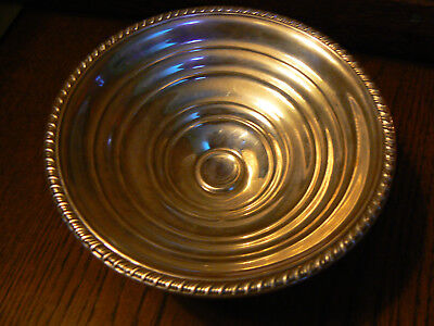 Empire Sterling Silver Weighted Bowl Candy Dish #62 -  About 147 Grams