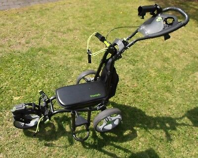 Triumph 3 wheel Golf buggy with seat