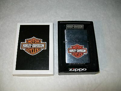 Harley-Davidson Reflection Zippo Lighter # 24024