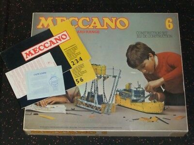 Meccano Set No. 6