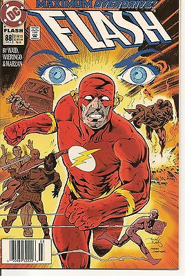 Flash Comic Book #88 (Mar 1994, DC)