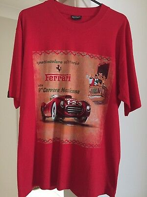 Official Ferrari tshirt