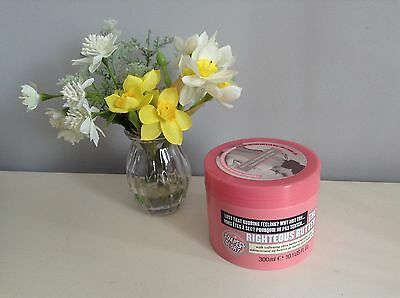 NEW Soap and Glory THE RIGHTEOUS BUTTER Body Cream 300ml Shea Butter & Aloe Vera