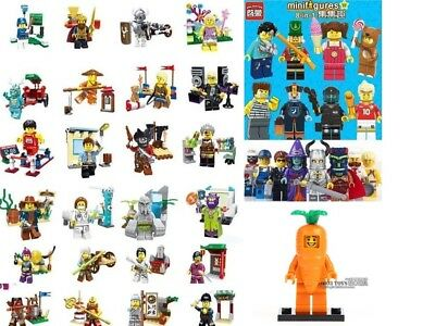 CM Minifigure- Custome Suit Bear Guy Minifig or CHOOSE other