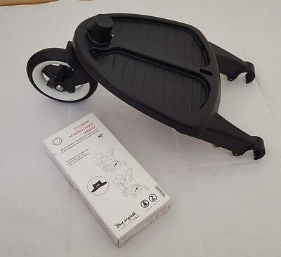 genuine bugaboo Donkey / Buffalo wheeled board    with brand adapter in box