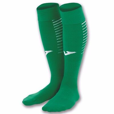 JOMA PREMIER FOOTBALL SOCKS - GREEN - various sizes