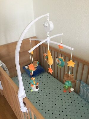 Baby Fehn Mobile Sleeping Forest