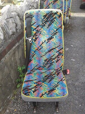 *REDUCED * Van seats with belts excellent condition. Last chance! Only 4 left!