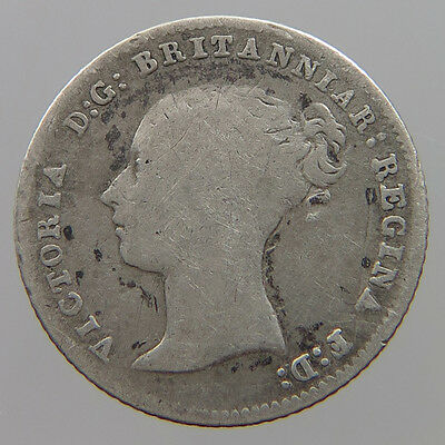 GREAT BRITAIN 4 PENCE 1844   #nz 007