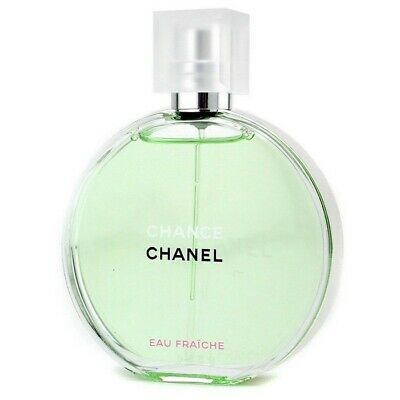 Chanel Chance Eau Fraiche EDT Eau De Toilette Spray 50ml Womens Perfume