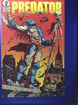 Predator #1 1989 Dark Horse - Nm - Beautiful - High Grade- Never Read-