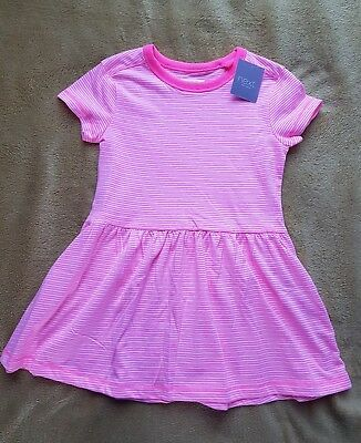 NEXT BNWT baby girl Pink tunic size 1.5-2 years