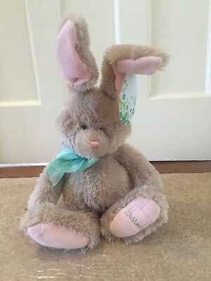 Harrods Easter Bunny Soft Toy Perfect Condition with tags.