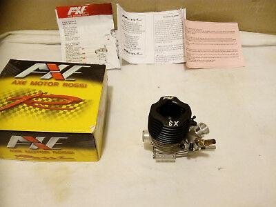 Moteur AXE ROSSI X3, no KYOSHO MUGEN XRAY LOSI RB NOVAROSSI
