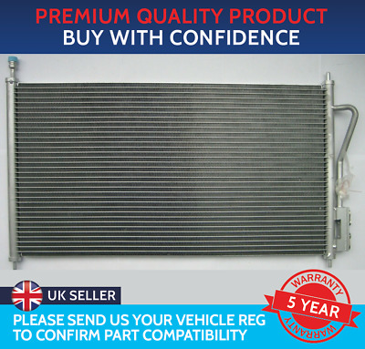 TO FIT SAAB 9-5 AIR CON RADIATOR VAUXHALL INSIGNIA A MK1 BRAND NEW CONDENSER