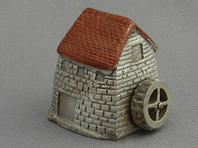 Pewter Thimble - Watermill