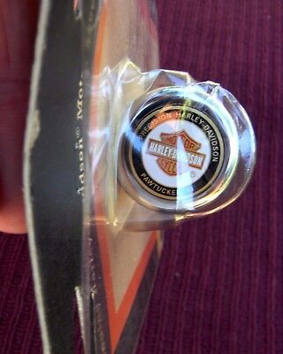 Harley Davidson Oil Dipstick Temperature Gauge For 82 And Later Model 62667-87T