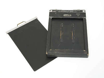 5x4 wetplate collodion holder back Micro Technical