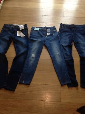 Ladies jeans bundle size 10,BNWT