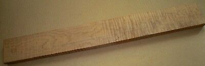 Hades Roasted Maple, 5A Curly Tele Guitar Neck Blank