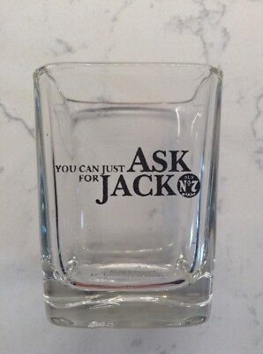 Jack Daniels Shot Glasses
