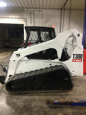 Bobcat T300 Compact Track Loader - Serviced And Ready To Work!