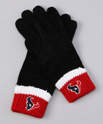 Tampa Bay Buccaneers Youth Knit Gloves NWT