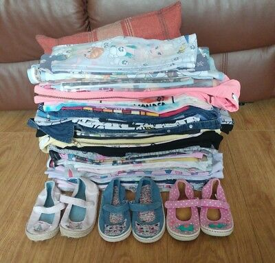 Trendy Bundle of Girls NEXT Clothes age 4yrs