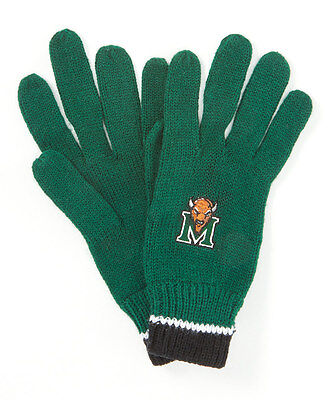 Marshall Thundering Herd Youth Knit Gloves NWT