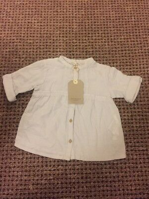 Baby girl Zara Top 12-18 Mths New With Tags