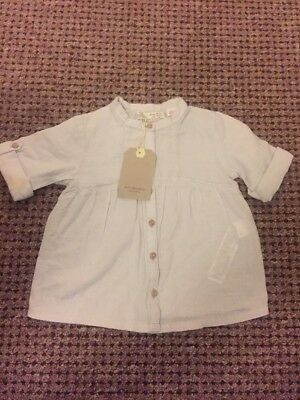Baby Girl Zara Top 18-24 Mths New With Tags