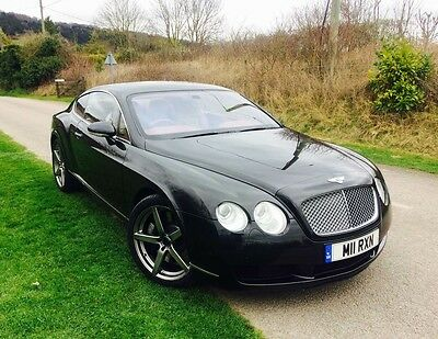 Bentley Continental GT ( Stage1 Tune and Sport pipes)