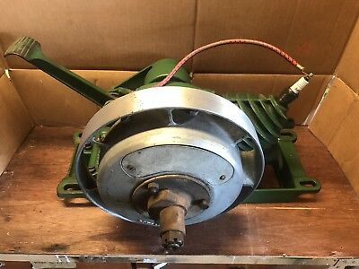 1931 Maytag Engine Runs!! Wringer Washer Engine Gas Hit And Miss