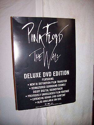Pink Floyd display for 'The Wall' DVD 1999 hanging mobile Roger Waters